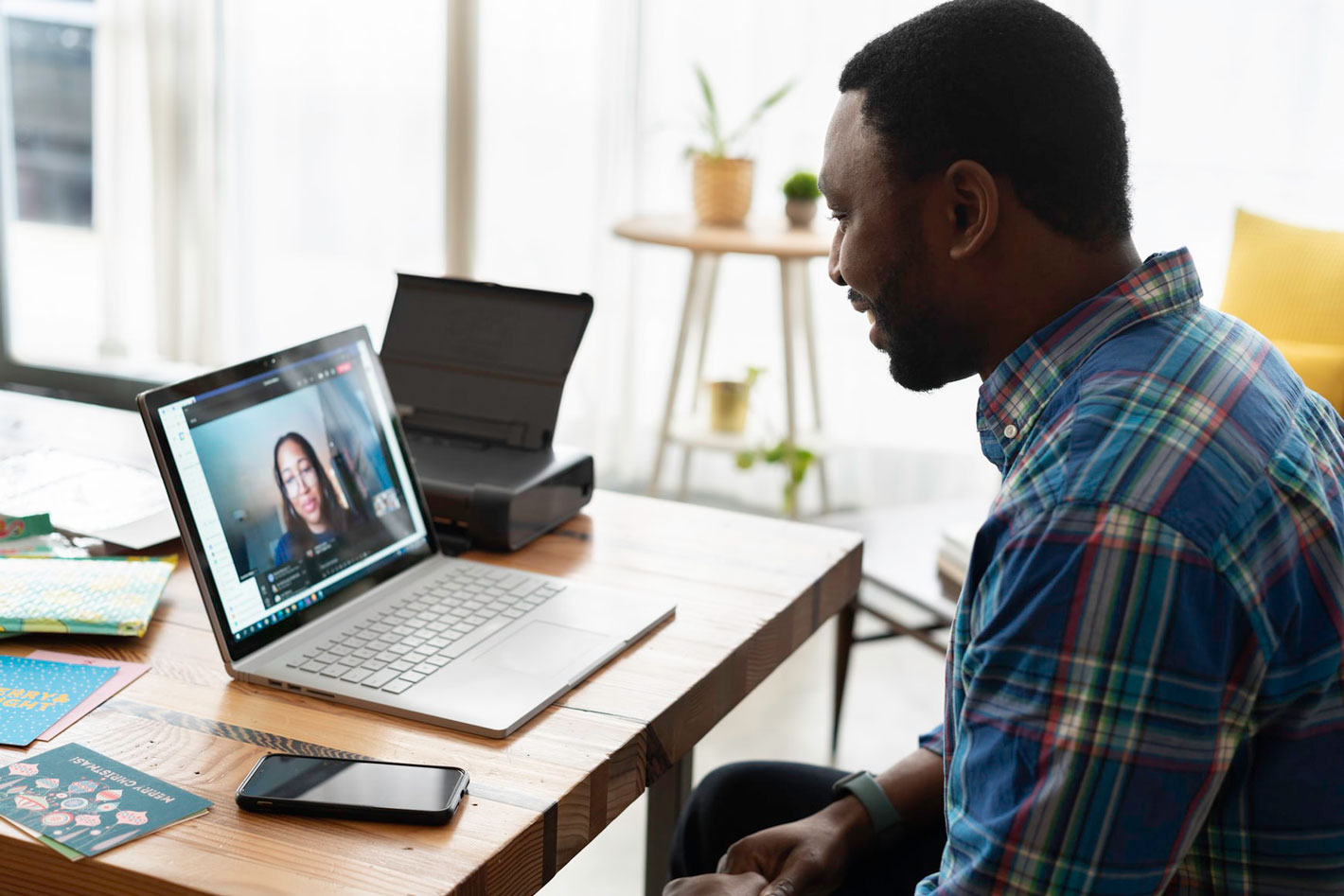 Couple Video Call